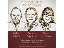2018 Nobel Physics Prize