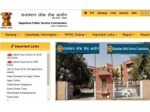 RPSC SI Admit Card 2018 released today. Here's how to download hall ticket