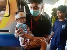 Indonesia earthquake Indonesia tsunami