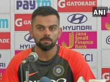 India vs West Indies,Kohli