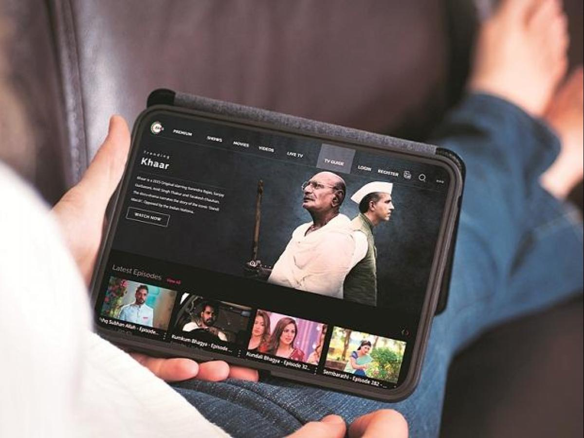 In a head-on fight with Netflix and Amazon Prime Video, ZEE5