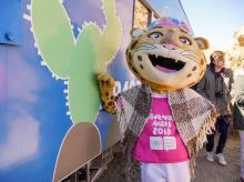 Youth Olympic Games 2018, mascot
