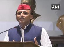 SP Akhilesh Yadav