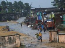 cyclone titli, Odisha, cyclone