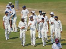 India Vs Australia Test