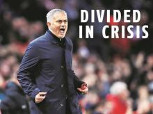 Manchester United manager Jose Mourinho | Photo: Reuters