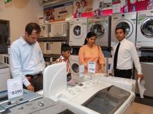 electronics, washing machine
