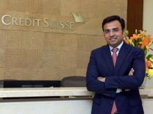 JItendra Gohil, Head of India Equity Research at Credit Suisse