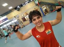 Jyoti Gulia, Boxing