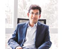 Pranay Jivrajka, Chief executive officer, at Foodpanda