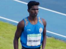 Praveen Chitravel,Youth Olympics 2018