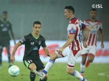 Delhi Dynamos FC vs ATK