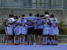 File photo: Indian Hockey Team