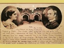 Paper Jewels: Postcards from the Raj