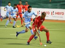 Asian Hockey Championship 2018, India vs Oman