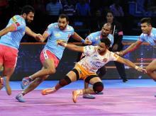 PKL 2018, Puneri Paltan vs Jaipur Pink Panthers