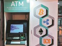 Soon you can pay cash and get bitcoin, other cryptocurrencies at nearby ATM
