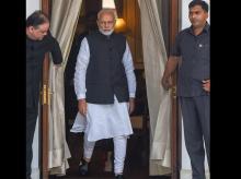 Prime Minister Narendra Modi | Photo: PTI