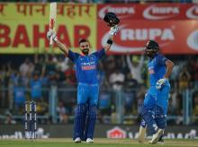 India Vs West indies 2018, Virat Kohli,Rohit Sharma