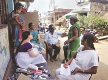 healthcare, rural, village