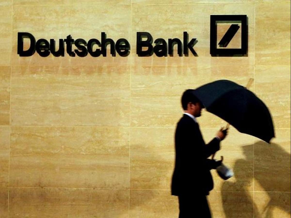 Deutsche Bank's 18,000 job cuts tip of the iceberg for the