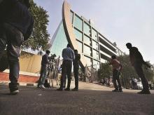 Outside CBI headquarters | File photo