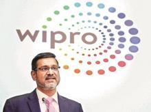Abidali Neemuchwala, CEO of Wipro. Photo: PTI