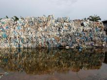 plastic, waste