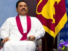 Mahinda Rajapaksa  | Photo: Wikimedia Commons