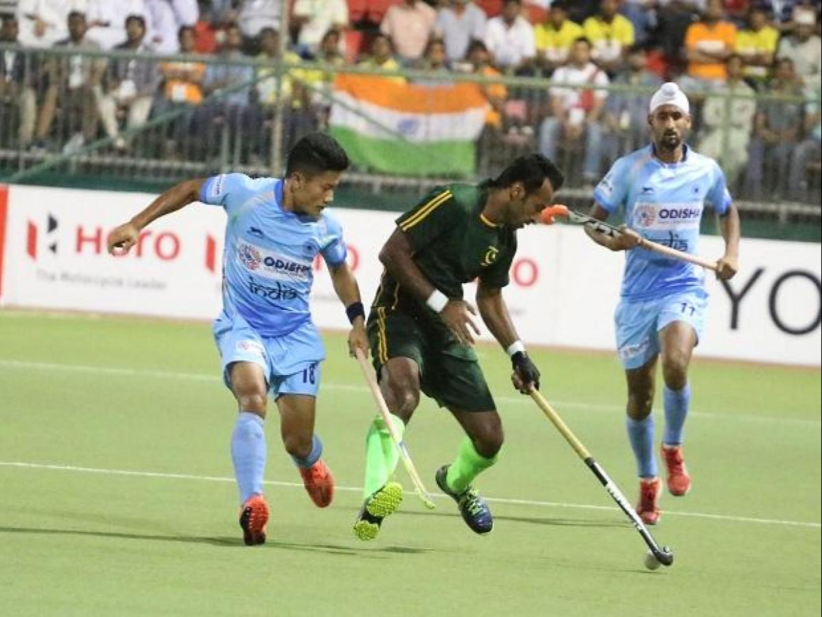 Asian Hockey Championship 2018 India And Pakistan Declared Joint