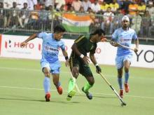Asian Hockey Championship, India vs Pakistan hockey