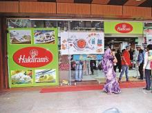 haldiram, haldiram's , haldiram's store