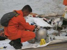 INDONESIA plane crash, lion air