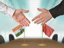 India China relations, trade war