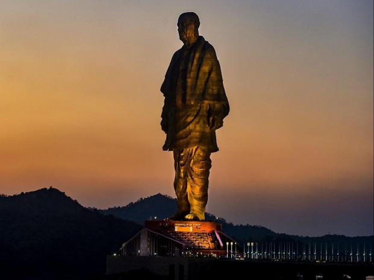 Statue of Unity may boost Gujarat's annual tourist count to