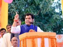 Shrikant Sharma, BJP, UP minister
