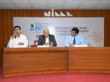 Seminar on Technology, Skills & Innovation in turbulent times for MSME's
