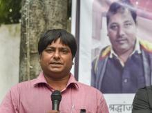 Doordarshan Journalist, Mayur Mormukt