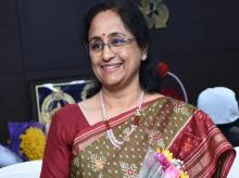 Padmaja Chunduru, Indian Bank