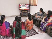TV, watching tv