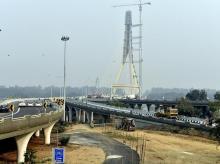 Signature Bridge. Photo: Dalip Kumar