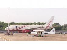 Vijay Mallya Jet, Mallya