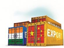 India, china, trade deficit