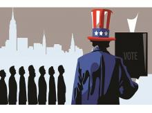 US, US democracy, US middle term vote