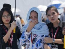 Lion Air Jet crash Indonesia