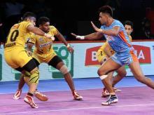 PKL 2018, Bengal Warriors vs Telugu Titans