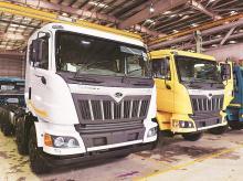 Mahindra, Mahindra Trucks, M&M