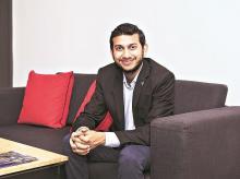 Ritesh Agarwal, OYO Rooms founder and CEO