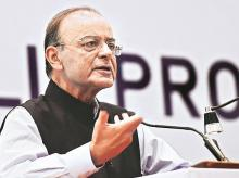 Arun Jaitley, Union Finance Minister