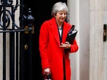 Theresa May, Britain